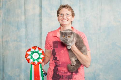 Durante's Maxime, Best in Show Boxtel 2014-06